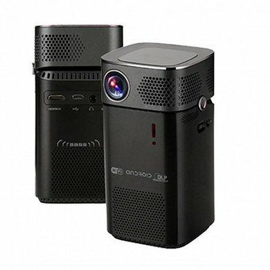 JC Vision Mini Smart Projector T8