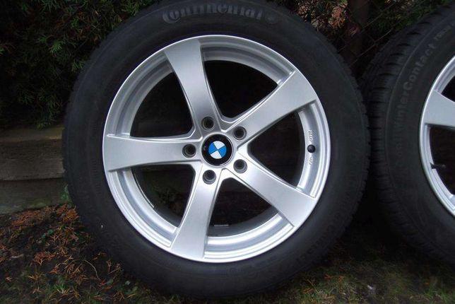 AluFelgi DEZENT 5x120/17, BMW