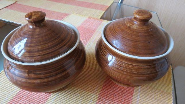 Продам керамические горшочки для запекания