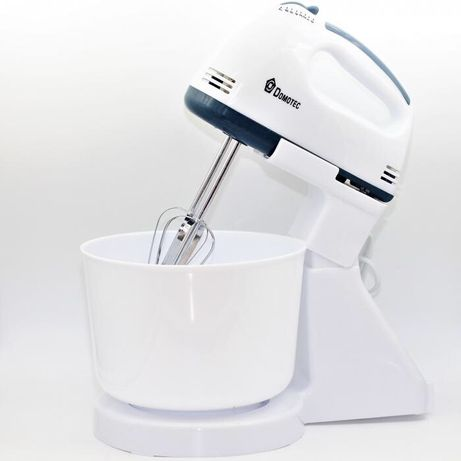 Кухонный Миксер ручной с чашей блендер кухонный комбайн для взбивания