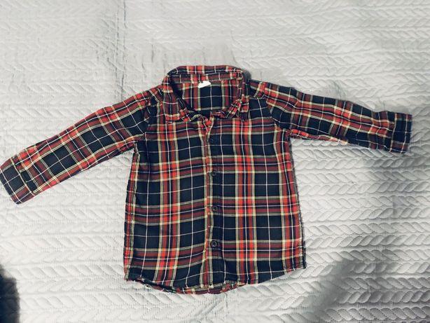 Koszula H&M rozmiar 92