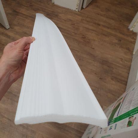 Багет (плинтус) для потолка 35\90\2000 мм