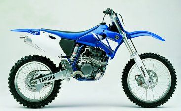 Yamaha yz 250 F peças