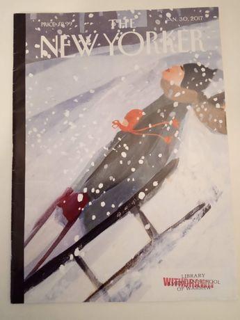 New Yorker NYC kolekcja prenumerata Remnick