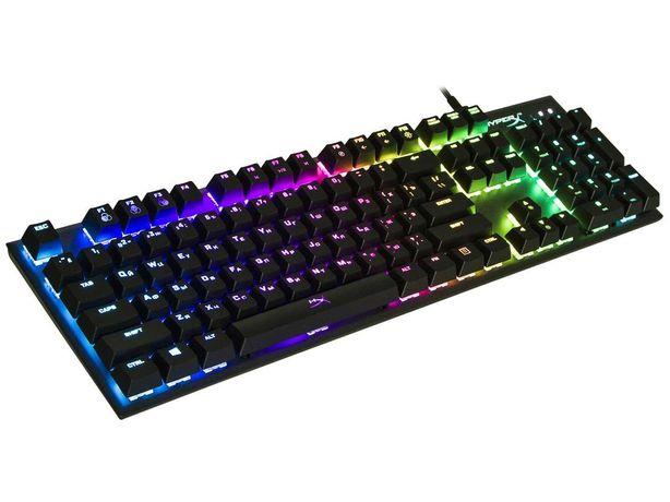 Игровая клавиатура HyperX Alloy FPS RGB