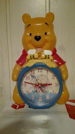 Zegar miś dla dziecka