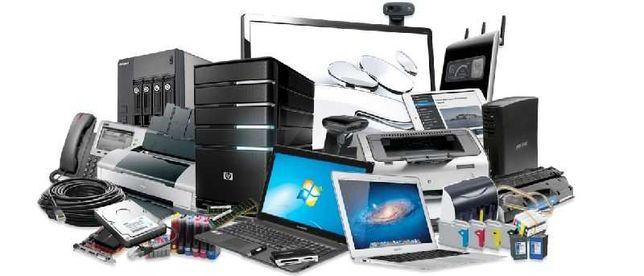 Assistência técnica e reparação de todo o tipo de equipamentos