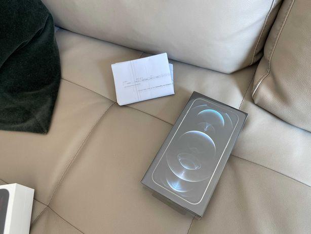 Vendo troco iPhone 12 Pro Max 128Gb NOVO/SELADO C/Fatura e Garantia