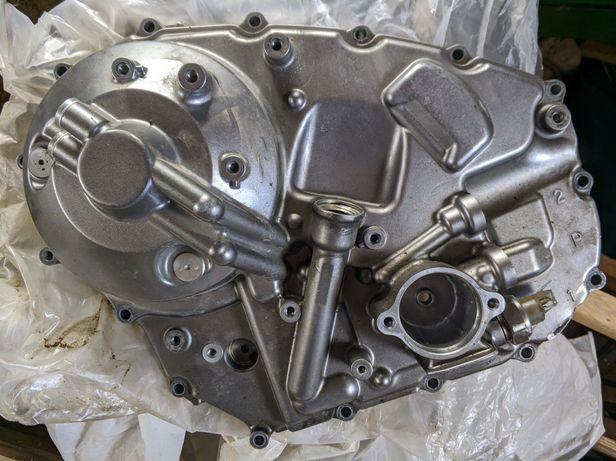 Крышка двигателя Honda NC700X DCT 2012 (повреждена)