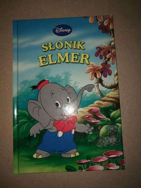Disney Słonik Elmer
