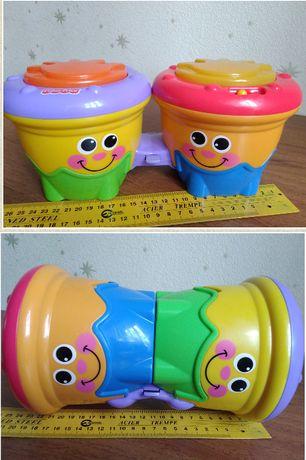Детские барабаны