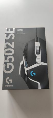 Rato Logitech G502 SE Hero Edition