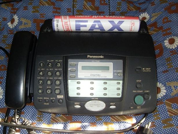 Факс Panasonic KX-FT 908UA