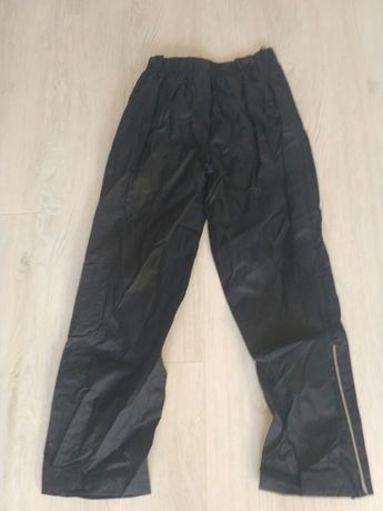 Spodnie chłopięce rowerowe przeciwdeszczowe 140