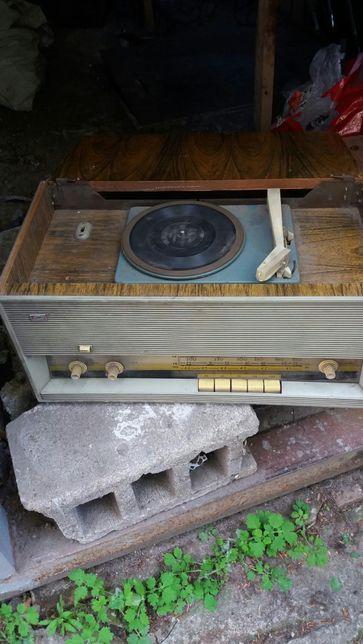 Ламповая радиола Чайка М