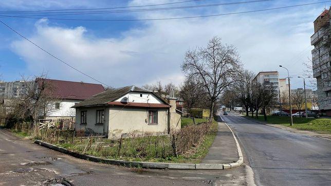 Продам кутову ділянку з будинком 45 метрів Фасад Олени Теліги