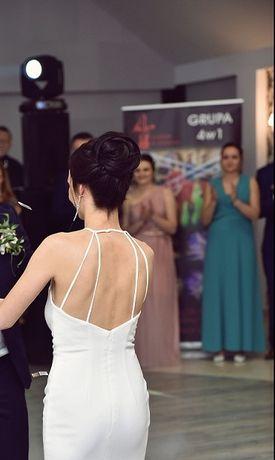 Suknia ślubna 34 na wzór pronovias
