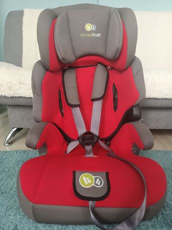 Fotel samochodowy Kinder Kraft Comfort 9-36 kg Uniwersalny