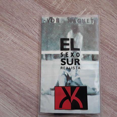 Cassete audio (rara) Von Magnet