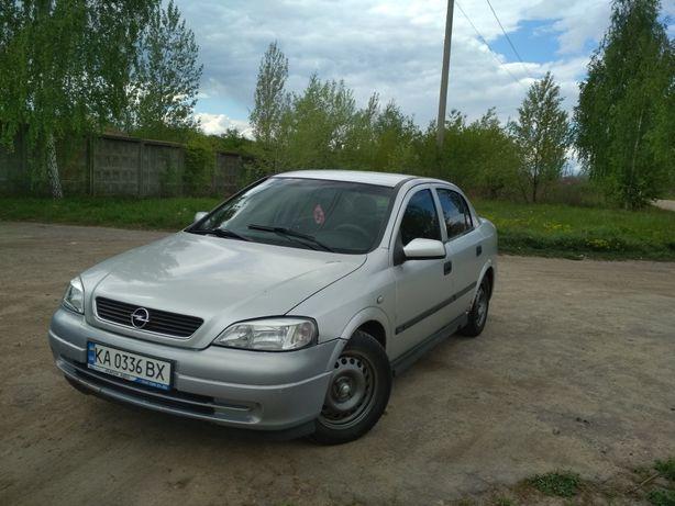 Opel Astra G comfort