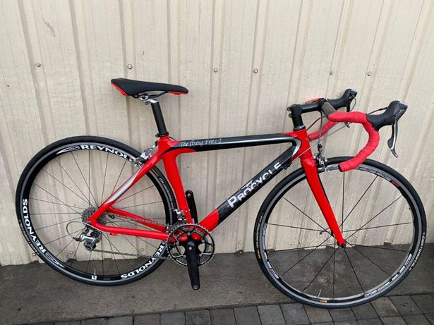 Шоссе Procycle The Flying Fritz 2 Dura Ace 7800 10s Carbon!