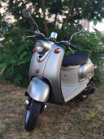 Рэтро скутер мопед Yamaha Vino 2T