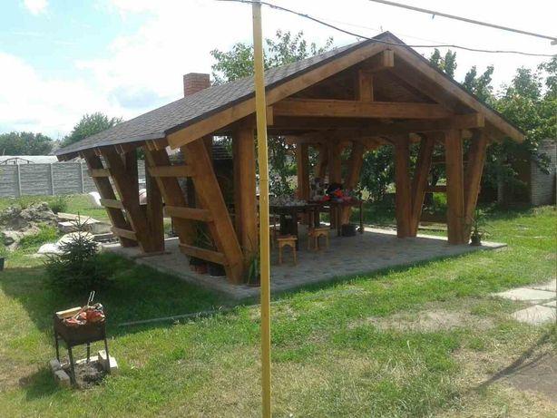 Строим и реставрируем деревянные дома беседки итд