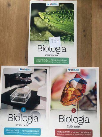 Zbiory zadań biologia Biomedica