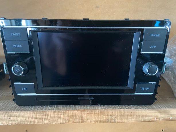 Дисплей магнитола VW 5G6035868