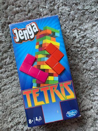 Jenga Tetris klocki