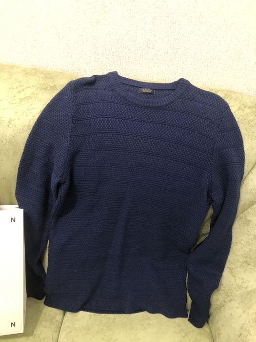 Синий свитер Киев - изображение 1