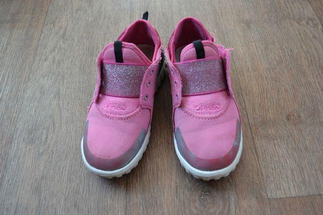 Кроссовки для девочки с кожаной стелькой PRIMIGI  21см стелька