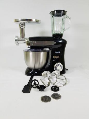 Кухонный комбайн , тестомес мясорубка блендер DMS 3в1 Germany 2100 Ват
