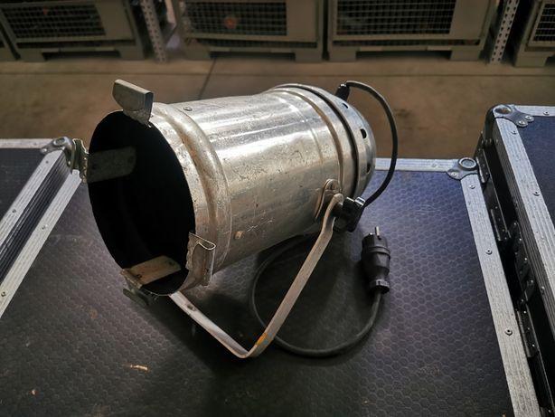 Reflektor PAR 64 500 lub 1000W żarowy (dostępne 20szt)