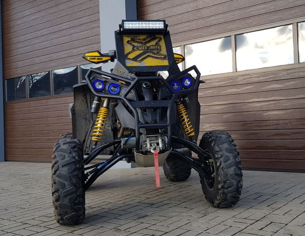 Can am renegade 1000xxc Lift Kit 6