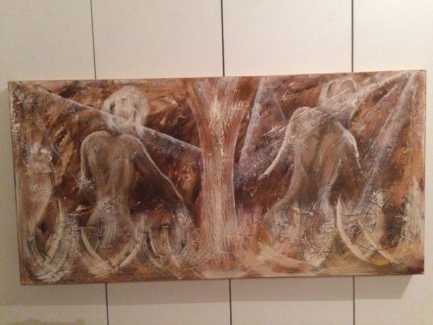 Tela - Pintura - Quadro 140 x 70 cm