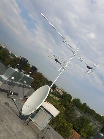 Montaz serwis instalacje nc anten anteny Chorzow Swietochlowice Bytom