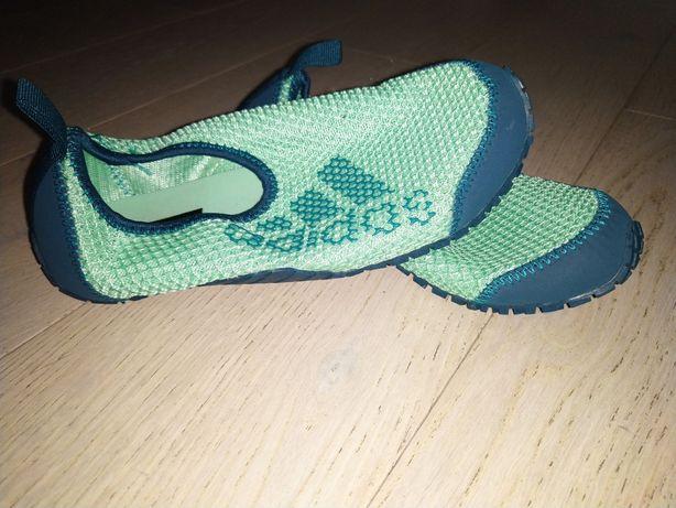 Buty do wody, na basen, na plażę ADIDAS rozmiar 31 jak nowe
