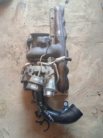 Турбина BMW X3 F25