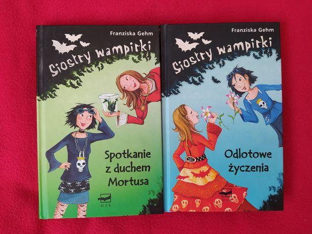 """Zestaw """"Siostry wampirki"""" - Franziska Gehm"""
