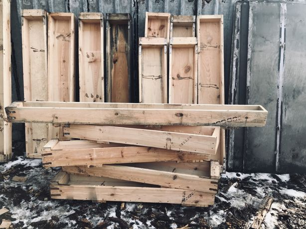 Skrzynki donice inspekt drewniane ogrodowe