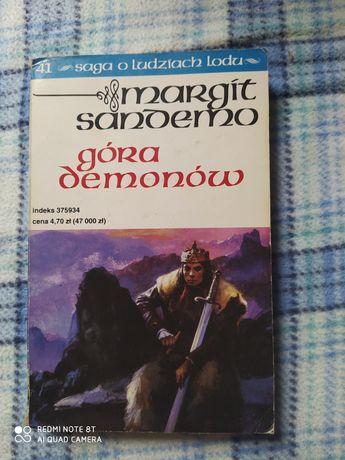 Saga o ludziach lodu Margit Sandemo tom 41 góra demonów