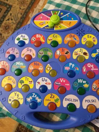 Zabawka edukacyjna 4+