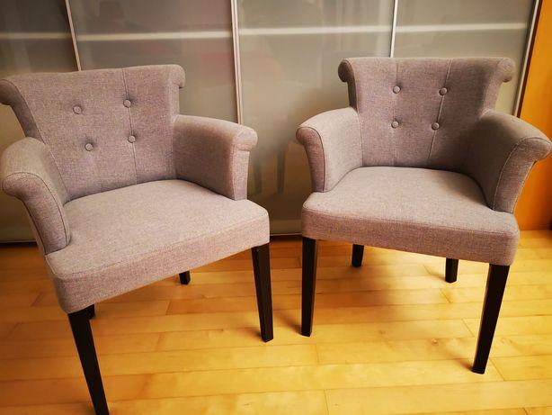 Cadeiras de tecido (duas)