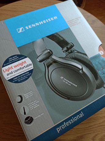 SENNHEISER HD380 Pro Słuchawki - Nowe!