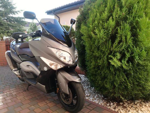 Skuter Yamaha xp500 tmax, gotowy do sezonu