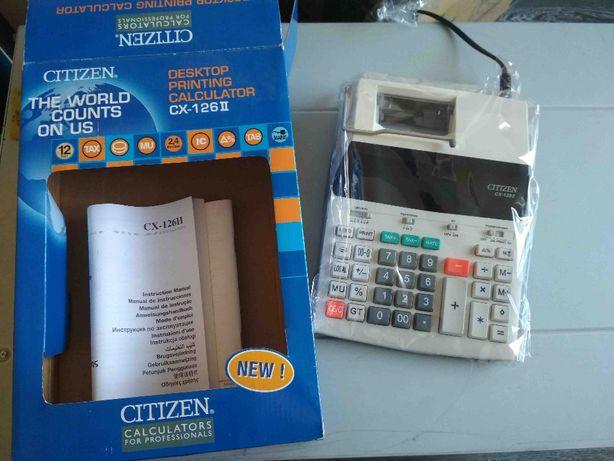 Калькулятор CITIZEN CX-126