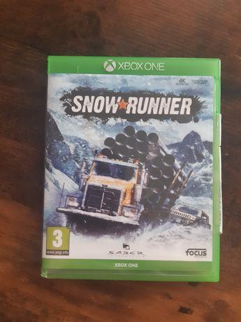 Gra snow Runner stan idealny