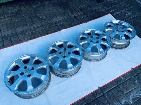 Felgi Aluminiowe 15' Cali 4x100 6Jx15H2 ET49 - Opel Astra G