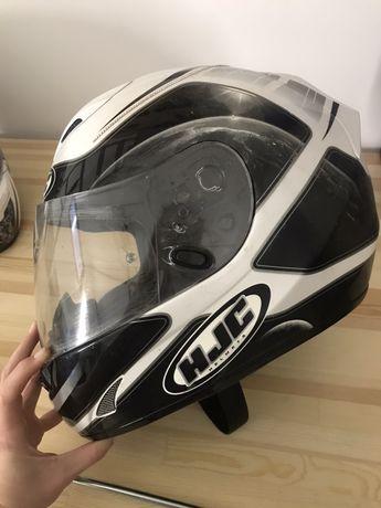 Kask motocyklowy hjc
